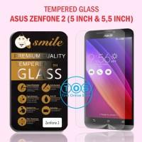 Tempered Glass Asus Zenfone 2 5 & 5.5 Ram 2/4 Ze500cl Ze550ml Ze551ml
