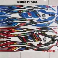 striping motor yamaha jupiter z1. spark