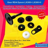 Gear RDA Epson LX300+ LX-300+ LX-300+ll LQ300+ LQ-300+ll