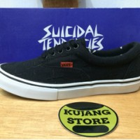 harga Sepatu Vans Era Suicidal Tendencies Icc Hitam Original Premium Quality Tokopedia.com