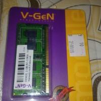 SODIM RAM VGEN 2GB DDR 3 PC 12800