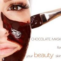 Masker Wajah Coklat Natural Green | Chocolate | Anti Aging
