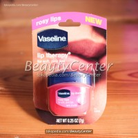 Vaseline Lip Therapy ROSY LIPS (7g) Original USA 100% Bagikan : Etala