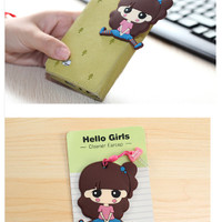 harga Dust Plug Lovely Girl / Pluggy Gantung Pembersih Layar Hp Tokopedia.com