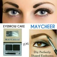 eyebrow cake maycheer