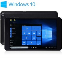 Chuwi VI8 Plus Windows 10 Type-C 2GB 32GB 8 Inch Tablet PC - Black