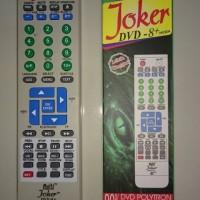 Remote DVD Universal Joker