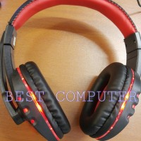 HEADSET GAMING MTECH G01 SUPER BASS (WITH LED)