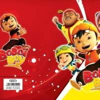 Buku Tulis Kiky Isi 38 Polos Boboiboy