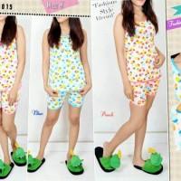 Suplier Baju Terlengkap Ice Cream Baju Tidur Pendek BT868
