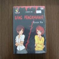 TeenLit: Omen#6: Sang Pengkhianat - Lexie Xu