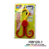 Gantungan Baju Multifungsi HW120-1