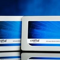 "Crucial BX200 240GB SATA 2.5"" 7mm (With 9.5mm Adapter) Internal SSD"