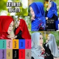 Jual Khimar Alona Premium / Jilbab Khimar Alona / Syria ALona Murah