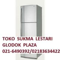 Toshiba Lemari Es 2 Pintu GR R25ET