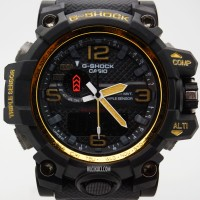 GShock / G-Shock GWG 1000 II Black Gold