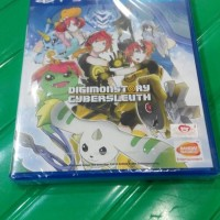 Digimon Story Cybersleuth Ps4