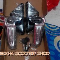 Footrest GT Style Vespa LX / S / LXV