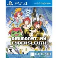 PS4 Game - Digimon Story: Cyber Sleuth