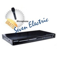DVD Player HDMI - CRYSTAL 735 (Free Microphone)