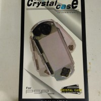 Crystal Case For PSP Slim 2000 (Casing Mica Transparan PSP Slim 2000)