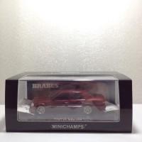 1/43 Minichamps Mercedes Benz 500E Brabus Merah
