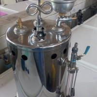 Boiler Setrika Uap Kapasitas 5 Liter Untuk Konveksi atau Laundry
