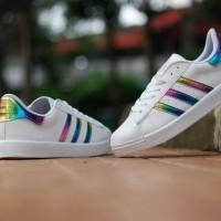 Sepatu Adidas Supertar Warna Warni