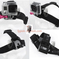TMC Head Belt Head Strap Sabuk Kepala Elastis For Xiaomi Yi and GoPro