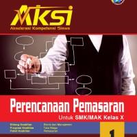 AKSI Perencanaan Pemasaran SMK Kelas X Bisnis dan Manajemen