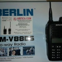 Handy Talky Berlin Fm-6r Vhf Murah