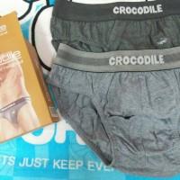 celana dalam pria | crocodile | boxer | underwear |
