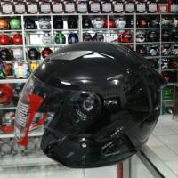 helm kyt galaxy 2 visor solid