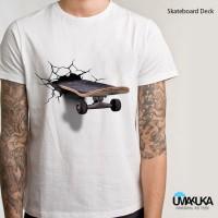 harga Kaos 3D Umakuka Skateboard Deck Tokopedia.com