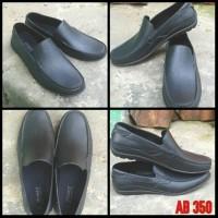 Sepatu Karet Anti Air / Hujan ATT AB 350 Pantofel Kantor Murah