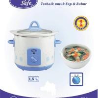 Baby Safe Slow Cooker/ BabySafe Alat masak Sup & Bubur Bayi