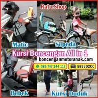 harga Kursi Bonceng/ Boncengan Motor Anak All In One Tokopedia.com