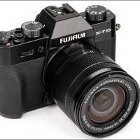 FUJIFILM X-T10 KIT XF-16-50 Black + 16 Gb Class 10
