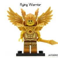 Lego Original Minifigure Winged Flying Battle Warrior Series 15