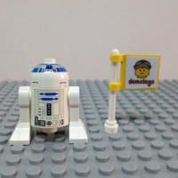 Lego Original Minifigure R2D2 Star Wars