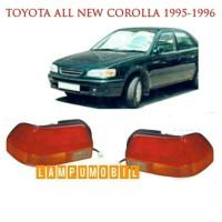 Lampu Belakang Toyota All New Corolla 1995-1996 (Red-Yellow)