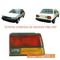 harga Lampu Belakang Toyota Corolla SE Saloon 1986-1987 Tokopedia.com