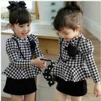 Grosir Baju Murah / Baju Anak / Baju Stelan / ST GIRL