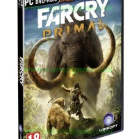 PC Far Cry Primal Special Edition Includ Mamoth DLC (PC DVD Game ORI)