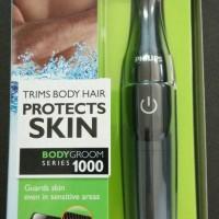 Jual Philips BG1024 Trims Body Hair Bodygroom Pencukur Bulu Badan BG 1024 Murah