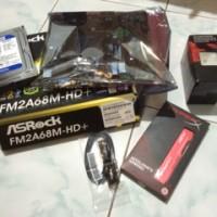 PC Gaming Rakitan AMD A10-7850k Kaveri