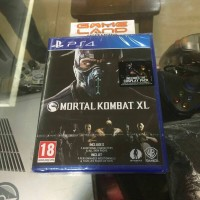 Mortal Kombat XL R2 (PS4)