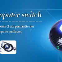 Desktop Komputer Switch