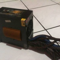 Power Supply Pure 500watt, 6 + 6pin Vga, 24pin Power
