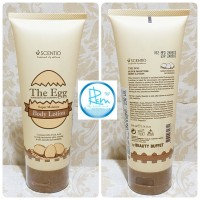 [BODY LOTION] SCENTIO THE EGG BEAUTY BUFFET